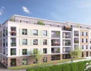 Achat / Vente programme immobilier neuf Sarcelles proche parc des Prés-sous-la-ville (95200) - Réf. 3950