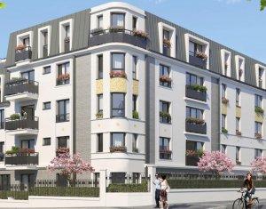 Achat / Vente programme immobilier neuf Sartrouville proche RER A (78500) - Réf. 1457