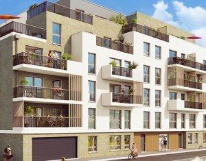 Achat / Vente programme immobilier neuf Sartrouville quartier des 4 chemins (78500) - Réf. 1845