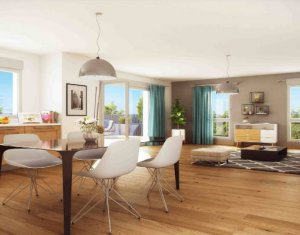 Achat / Vente programme immobilier neuf Saulx-les-Chartreux proche de la Ville Du Bois (91160) - Réf. 3188