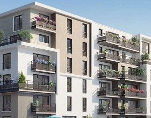 Achat / Vente programme immobilier neuf SAVIGNY cœur de ville (91600) - Réf. 907