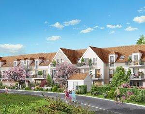 Achat / Vente programme immobilier neuf Savigny-le-Temple à 9 minutes à pied du centre-ville (77176) - Réf. 3385