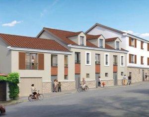 Achat / Vente programme immobilier neuf Savigny-sur-Orge proche de la gare (91600) - Réf. 4431