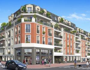 Achat / Vente programme immobilier neuf Savigny-sur-Orge proche gare (91600) - Réf. 2959