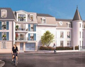 Achat / Vente programme immobilier neuf Savigny-sur-Orge proche place Davout (91600) - Réf. 2080