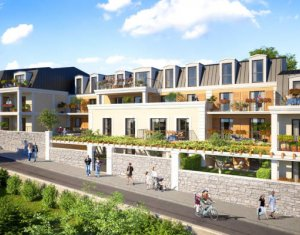 Achat / Vente programme immobilier neuf Savigny-sur-Orge proche RER C (91600) - Réf. 3059