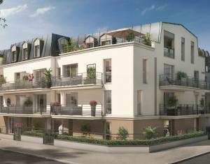 Achat / Vente programme immobilier neuf Savigny-sur-Orge quartier Champagne/ Tilleul (91600) - Réf. 2613
