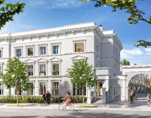 Achat / Vente programme immobilier neuf Serris proche Centre Commercial Val d'Europe (77700) - Réf. 371
