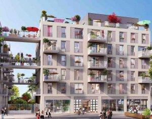 Achat / Vente programme immobilier neuf Sevran quartier de Freinville (93270) - Réf. 1595