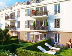 Achat / Vente programme immobilier neuf Soisy-sous-Montmorency cœur de ville (95230) - Réf. 4949