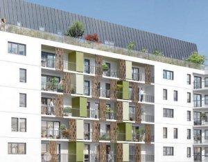 Achat / Vente programme immobilier neuf Stains à deux pas des écoles et des commodités (93240) - Réf. 3994