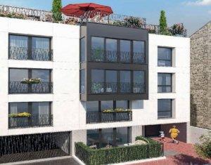 Achat / Vente programme immobilier neuf Suresnes à 5min de La Défense en tram (92150) - Réf. 4957