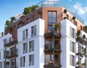 Achat / Vente programme immobilier neuf Suresnes proche commerces et transports (92150) - Réf. 2334