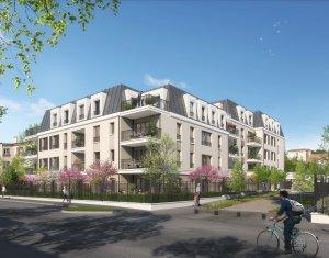 Achat / Vente programme immobilier neuf Suresnes quartier Parc du Château (92150) - Réf. 2746