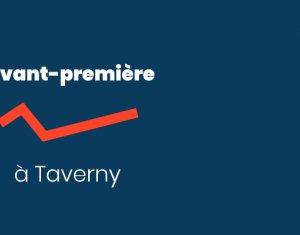 Achat / Vente programme immobilier neuf Taverny proche Lycée Louis Jouvet (95150) - Réf. 4398