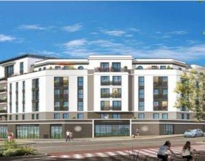 Achat / Vente programme immobilier neuf Thiais proche centre-ville (94320) - Réf. 2781