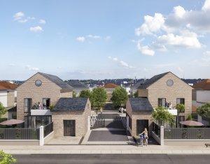 Achat / Vente programme immobilier neuf Thiais proche du centre-ville (94320) - Réf. 2189