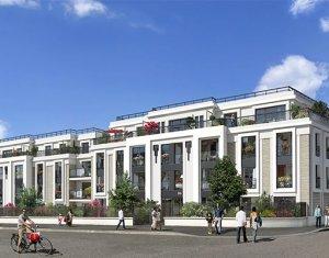 Achat / Vente programme immobilier neuf Thiais quartier résidentiel arboré (94320) - Réf. 159
