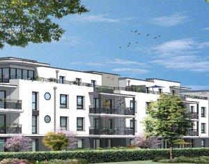 Achat / Vente programme immobilier neuf Thiais quartier résidentiel en cœur de ville (94320) - Réf. 1908