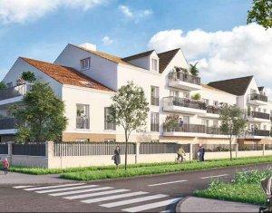 Achat / Vente programme immobilier neuf Tigery coeur de ville (91250) - Réf. 5870