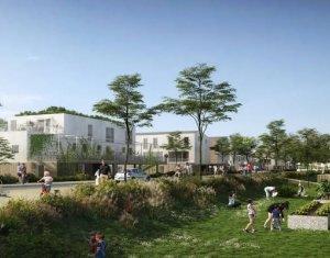 Achat / Vente programme immobilier neuf Torcy proche école (77200) - Réf. 4071