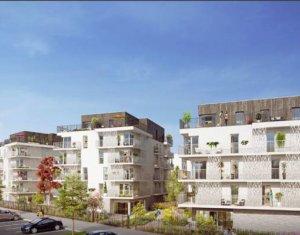 Achat / Vente programme immobilier neuf Torcy proximité Ville Nouvelle Marne-La-Vallée (77200) - Réf. 2695