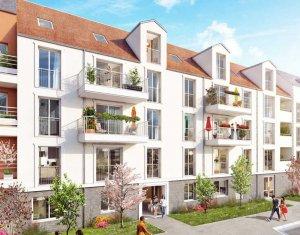 Achat / Vente programme immobilier neuf Trappes à proximité immédiat du centre-ville (78190) - Réf. 2554