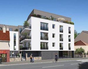 Achat / Vente programme immobilier neuf Trappes coeur de ville (78190) - Réf. 3802