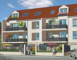 Achat / Vente programme immobilier neuf Trappes proche gare (78190) - Réf. 2977