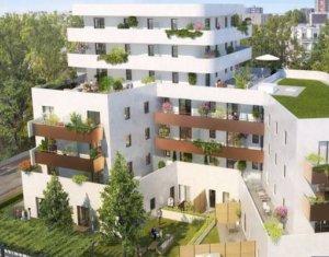 Achat / Vente programme immobilier neuf Tremblay-en-France à 10 minutes du RER B (93290) - Réf. 4489