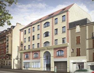 Achat / Vente programme immobilier neuf Vanves à 500 mètres de la Gare Vanves - Malakoff (92170) - Réf. 3616