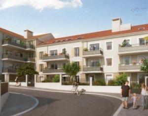 Achat / Vente programme immobilier neuf Vaujours en coeur de ville (93410) - Réf. 4031