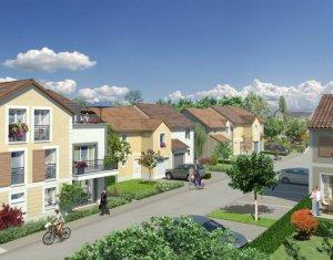 Achat / Vente programme immobilier neuf Vauréal proche centre (95490) - Réf. 1626