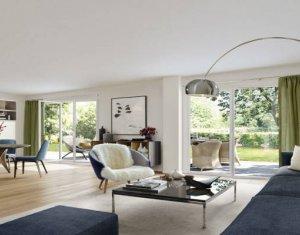 Achat / Vente programme immobilier neuf Vauréal proche commerces (95490) - Réf. 3209