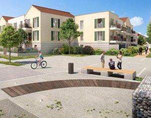 Achat / Vente programme immobilier neuf Vaux-le-Pénil proche mairie (77000) - Réf. 5886