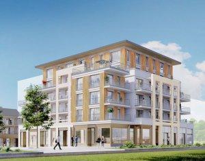 Achat / Vente programme immobilier neuf Velizy-Villacoublay centre-ville proche Poste (78140) - Réf. 171