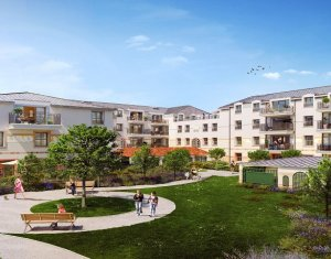 Achat / Vente programme immobilier neuf Verneuil-sur-Seine à 5 minutes de la gare (78480) - Réf. 2043