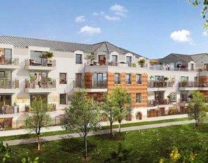 Achat / Vente programme immobilier neuf Verneuil-sur-Seine en cœur de ville (78480) - Réf. 1799