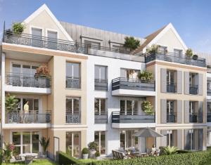 Achat / Vente programme immobilier neuf Verneuil-sur-Seine proche du centre-ville (78480) - Réf. 3765
