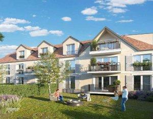 Achat / Vente programme immobilier neuf Vernouillet proche commodités et gare (78540) - Réf. 4149
