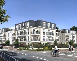 Achat / Vente programme immobilier neuf Vernouillet proche gare Paris-Saint-Lazare-Mantes-La-Jolie (78540) - Réf. 2116