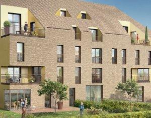 Achat / Vente programme immobilier neuf Versailles à 800m de la gare (78000) - Réf. 2136