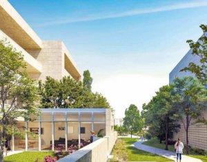 Achat / Vente programme immobilier neuf Versailles quartier des Chantiers (78000) - Réf. 4481