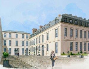 Achat / Vente programme immobilier neuf Versailles quartier Saint-Louis de Versailles (78000) - Réf. 2321