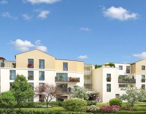 Achat / Vente programme immobilier neuf Vert-Saint-Denis secteur résidentiel (77240) - Réf. 2030