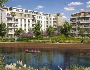 Achat / Vente programme immobilier neuf Vigneux-sur-Seine à côté du Port aux Cerises (91270) - Réf. 270