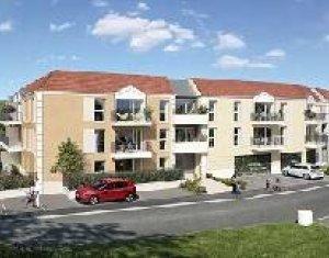 Achat / Vente programme immobilier neuf Villabé à 5 minutes à pied du RER (91100) - Réf. 4778