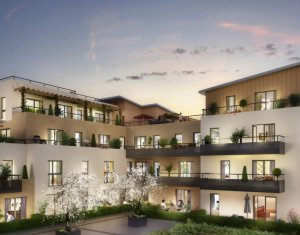 Achat / Vente programme immobilier neuf Villecresnes proche RER A (94440) - Réf. 2970