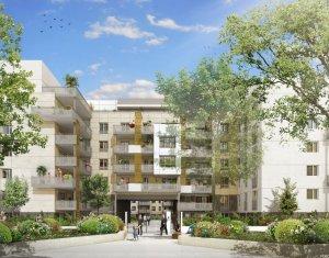 Achat / Vente programme immobilier neuf Villejuif à deux pas du Métro (94800) - Réf. 1465