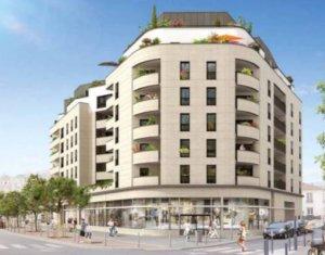 Achat / Vente programme immobilier neuf Villejuif coeur du quartier Beauquartier Aragon (94800) - Réf. 2933
